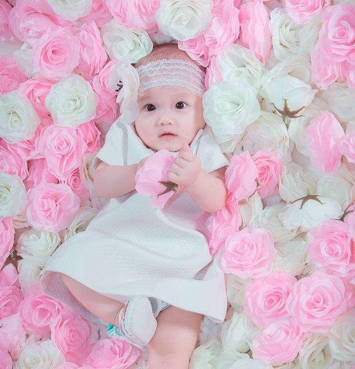 Công chúa hoa mẫu đơn - Donald studio - chụp ảnh chuyên nghiệp tphcm