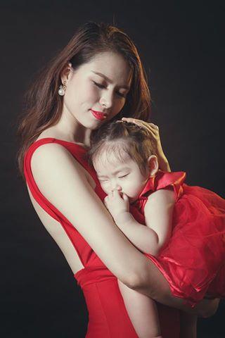 Mẹ và bé - Donald studio - chụp ảnh chuyên nghiệp tphcm