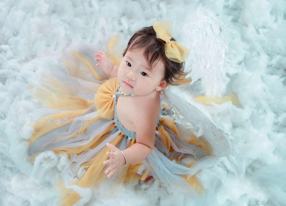 Thiên thần của ba mẹ - Donald studio - chụp ảnh đẹp nhất tphcm