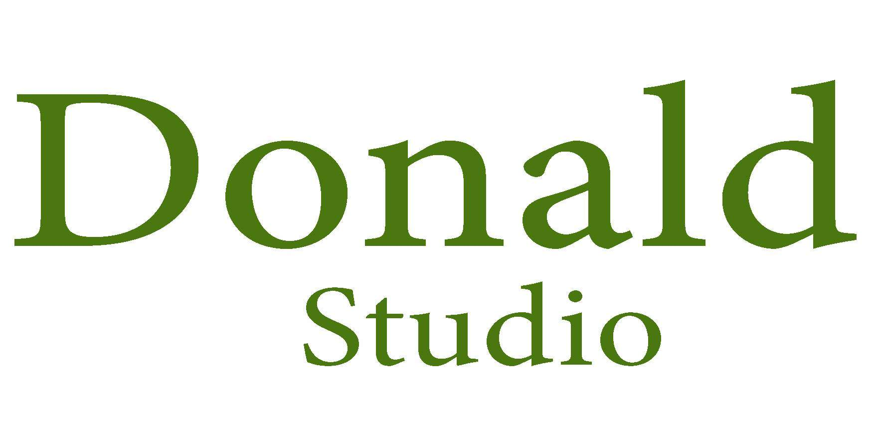 Donald studio logo