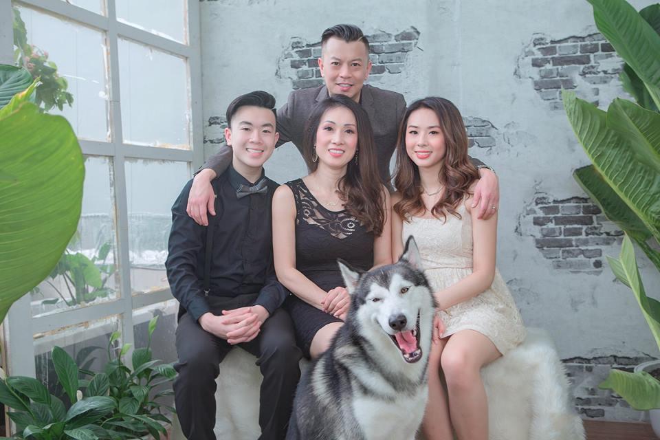 Chụp ảnh gia đình giá rẻ tphcm
