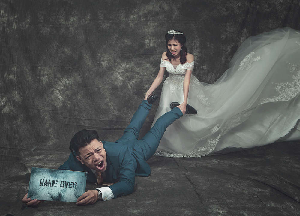 Chụp ảnh cưới trọn gói giá rẻ đẹp tại tphcm - Donald studio