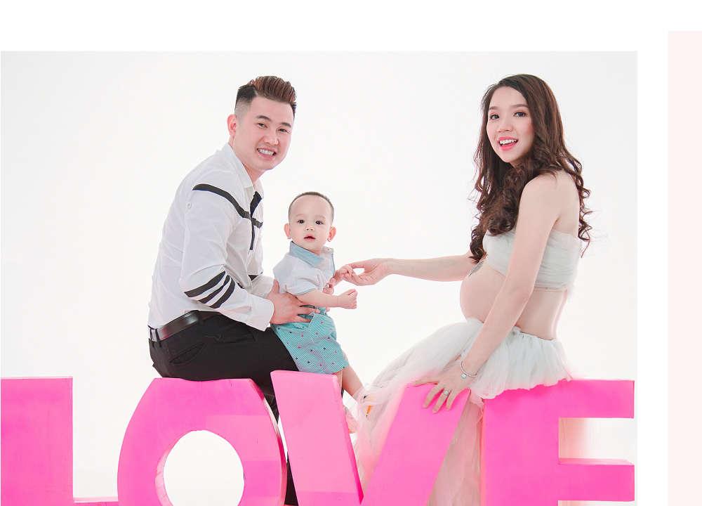 Chụp hình cho bé và gia đình giá rẻ tại tphcm