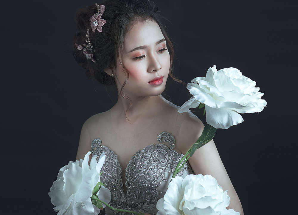 Chụp ảnh single bride tphcm