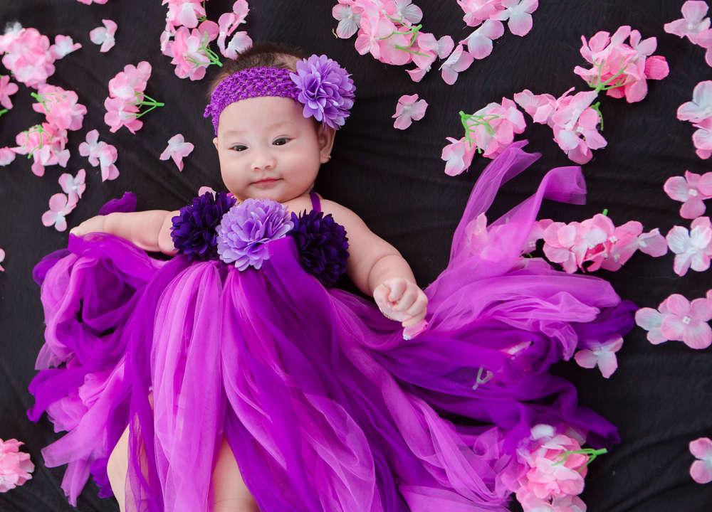 Chụp hình nghệ thuật cho bé tại tphcm