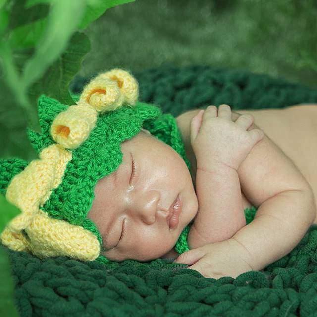 Chụp ảnh cho bé sơ sinh tại Donald studio