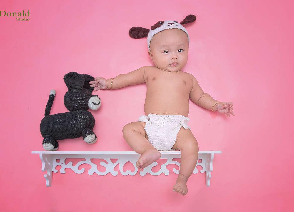 Chụp ảnh baby giá rẻ tại tphcm