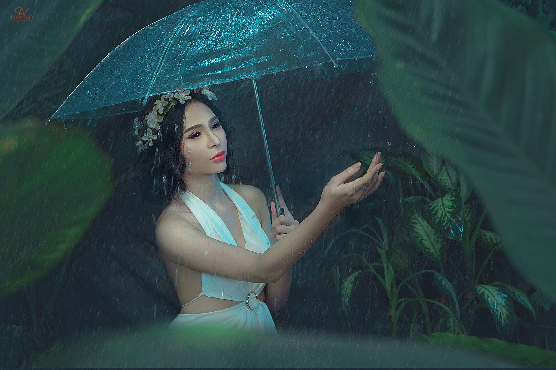 Chụp ảnh nghệ thuật giá rẻ và đẹp - Concept Ma mị